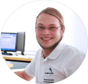 World-of-edv Mitarbeiter Christoph Niedermeier