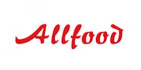 Logo Firma Allfood Lebensmittel Referenz für ERP Software