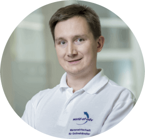 World-of-edv Geschäftsführer Thomas Wagner