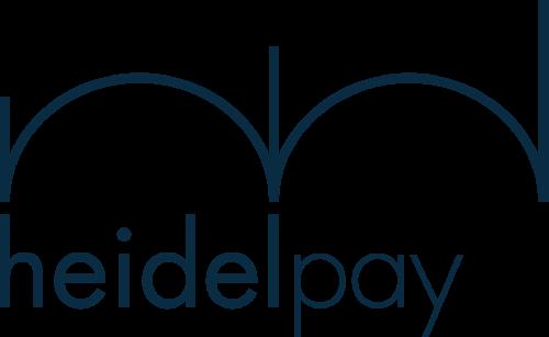 Logo Firma Heidelpay - Partner der World-of-edv