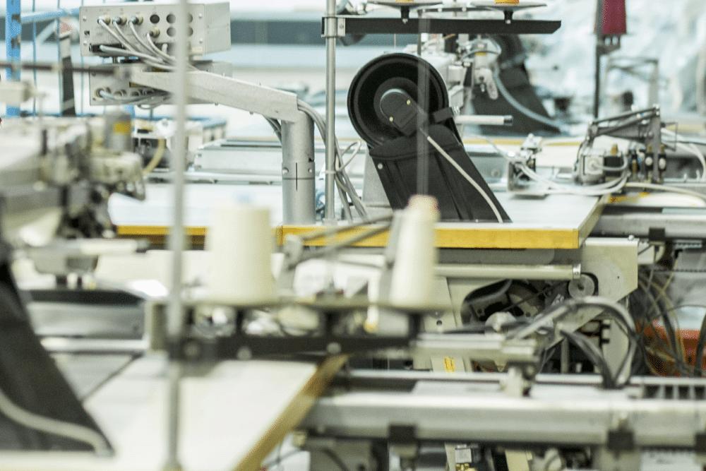 Abbildung Fertigungsprozesse über die ERP - Maschinen Fertigung