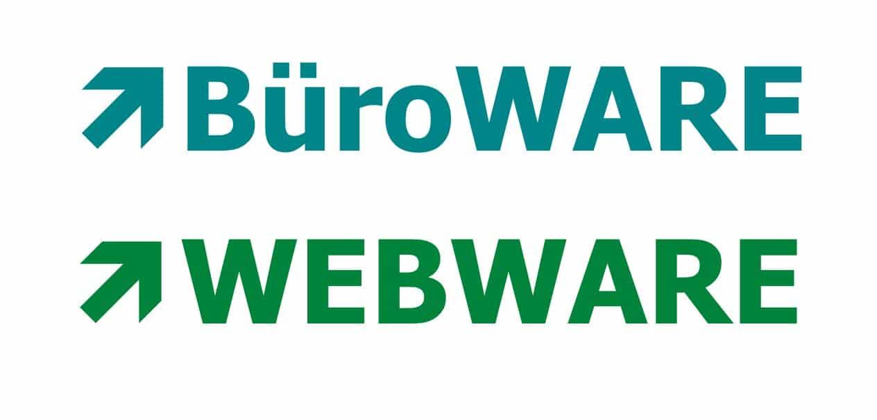 Logo der ERP Software BüroWARE WEBWARE von der Firma SoftENGINE