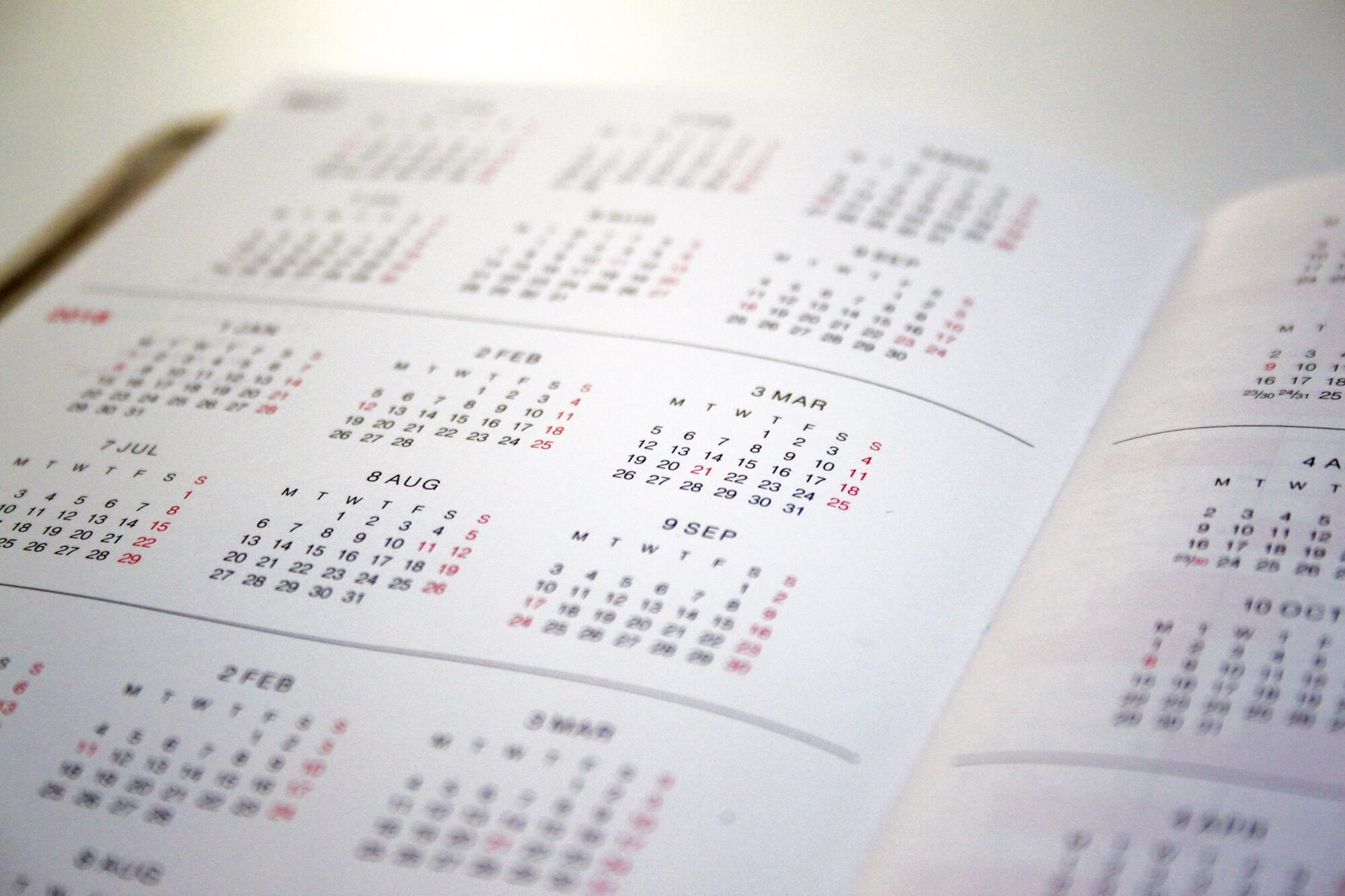 Terminkalender Besuchsberichte ERP System Symbolbild