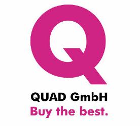 Logo Quad GmbH - Kassen Hardware