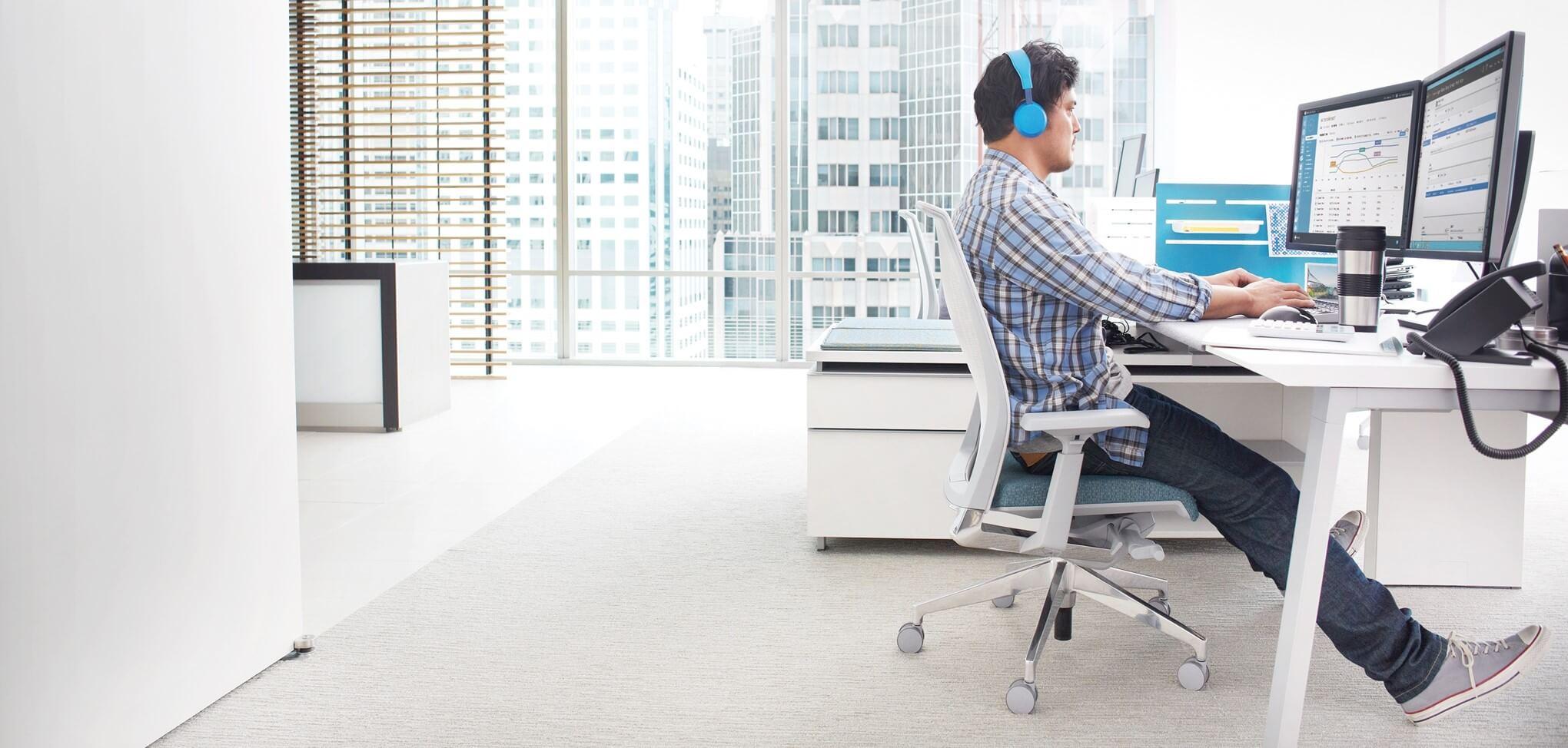 Zuverlässigkeit & Sicherheit am Arbeitsplatz mit Office365