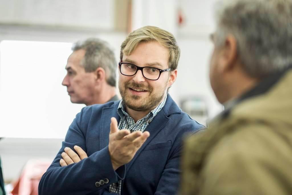 Referenzkunde Hollywoodschaukelparadies - Firma S&T - Geschäftsführer Stefan Naderer