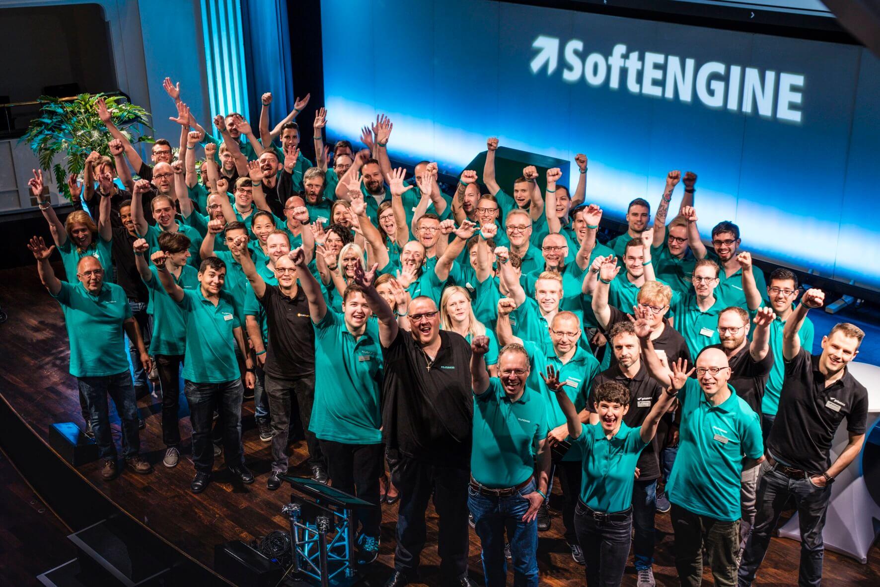 Team der Firma Softengine