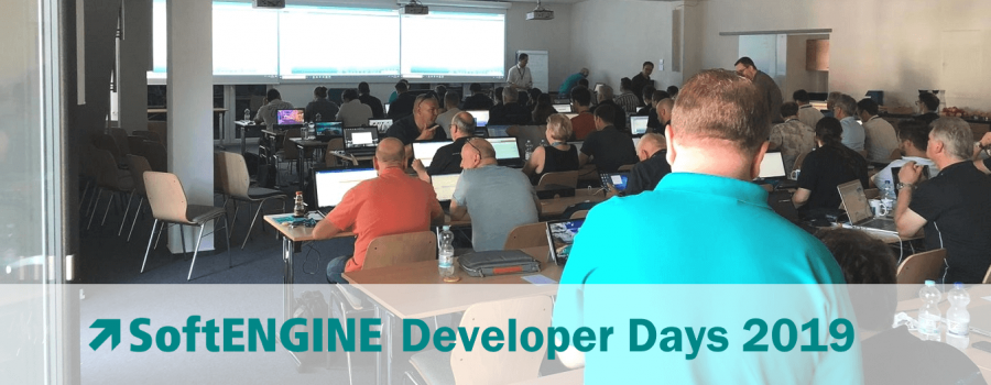 Blog Artikel zu den DevDays von SoftENGINE