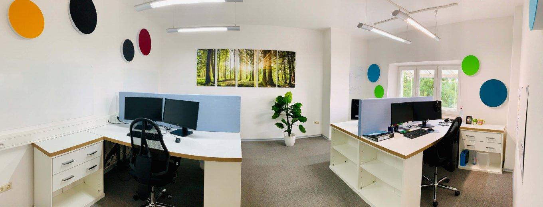 Neues Büro für die ERP-Spezialisten