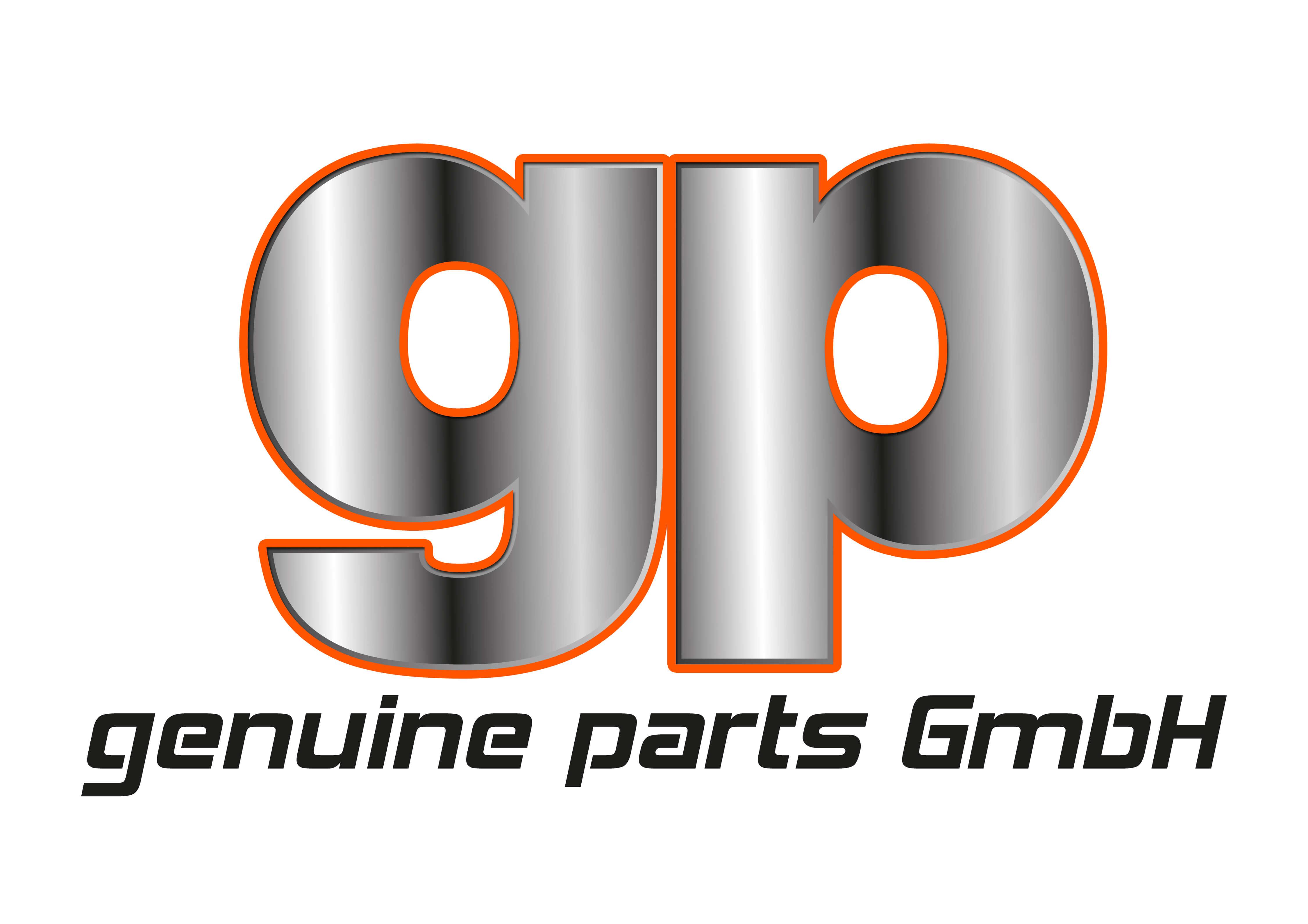 Referenzkunde Genuine Parts Logo
