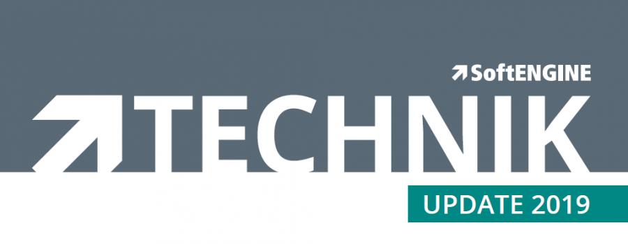 Titelbild Blogbeitrag - Technikupdate