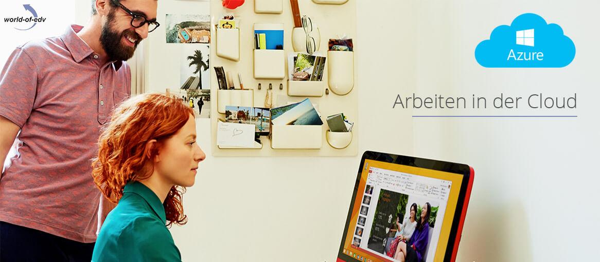 So einfach geht das Arbeiten in der Cloud von Microsoft Azure - Blog