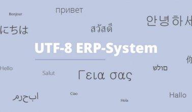 Titelbild für Blogbeitrag UTF-8 System Hallo in verschiedenen Sprachen