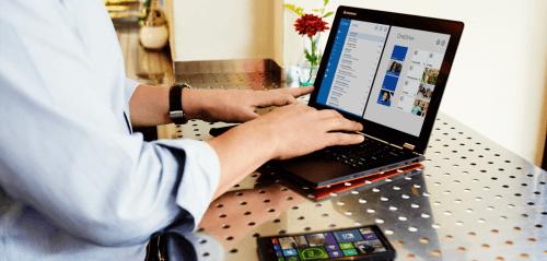 Arbeiten von überall aus - dank der Microsoft Azure Cloud