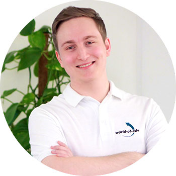 Team der World-of-edv GmbH Michael Foh