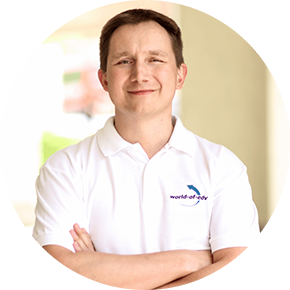 Team der World-of-edv GmbH Thomas Wagner