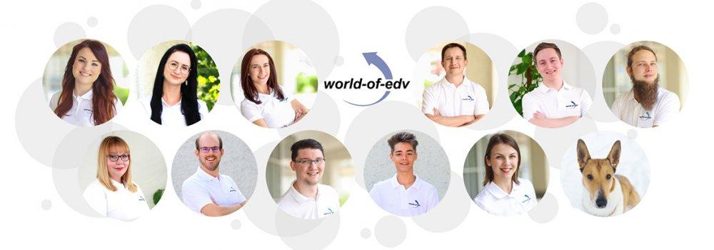 5000 Tage Firmenjubiläum der World-of-edv GmbH