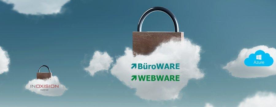 Sicheres Arbeiten in der Azure Cloud von Microsoft - Titelbild zum Blogbeitrag IT Sicherheit