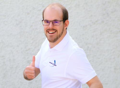 Kollege Max Langhammer - Team World-of-edv