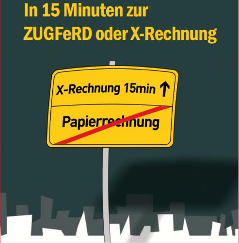 PDFMailer 7 - ZUGFeRD oder X-Rechnung einfach