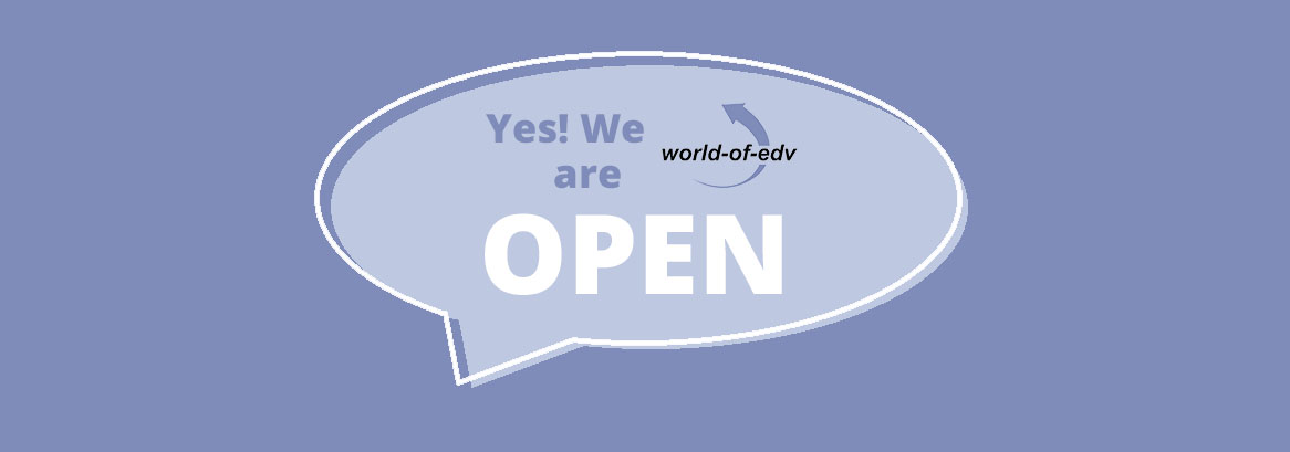 Coronavirus homeoffice Maßnahmen - Titelbild World-of-edv Blog