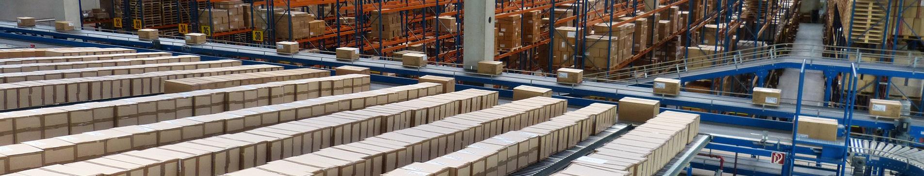 Warenwirtschaft Software Liefersystem Versand Lager Logistik hundert Pakete