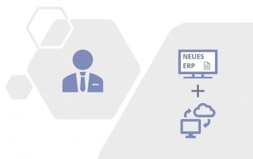 Digital Jetzt - Projektbeispiel Neueinführung einer ERP - Digitalisierung