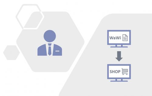 Digital Jetzt - Projektbeispiel Einführung eines Webshops - Digitalisierung