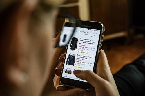 Online einkaufen auf Marktplätzen wie Amazon