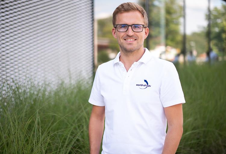 Mitarbeiter World-of-edv Stefan Bauer